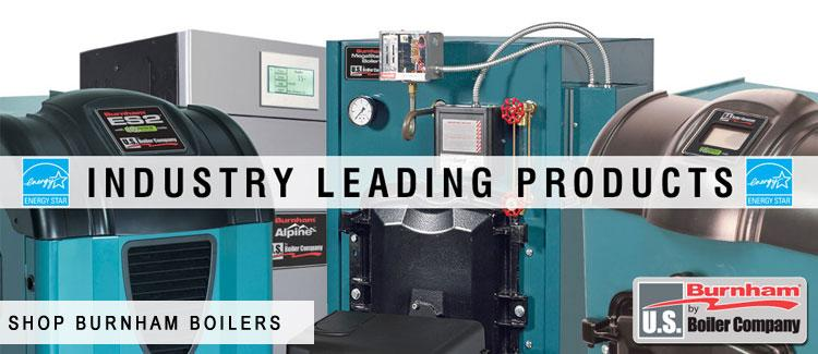 Burnham Boilers - Industry Leading Products