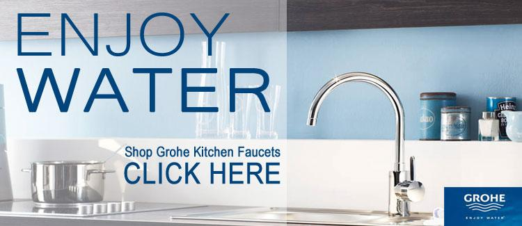 Shop Grohe Kitchen Faucets Here