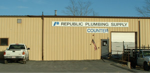 Republic Plumbing Supply Co Branch Locations